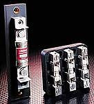 LT30030-2SR 2 Pole Fuse Block for Class T Fuses, <=30 Amp, 300V with Box Lug Connectors