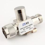 ZXIB-BLQ 5000-6000MHZ feeder cable arrester 5.8Ghz arrester N type connector wlan arrester