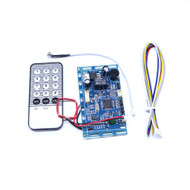 125Khz Rfid Embedded Access Control Board With Remote Handle For Door Access control Intercom System