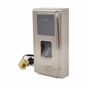 IP65 waterproof outdoor use fingerprint and RFID card access control time attendance MA300 TCP/IP door access control
