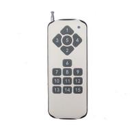 315mhz 433mhz Long distance 15 key remote handle