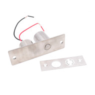 Easy to install Delay time Adjustable  mini Electric Bolt Lock  For Access control system