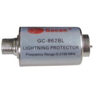 CCAV Satellite TV Antenna lightning arrester Cable SPD Coaxial arrester surge arrester lightning protection