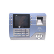 Realand A-C091 3.2'' Biometric Fingerprint Password Time Clock Record Attendance