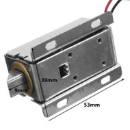 10piece/lot Safurance 12V/24V Electronic Door Lock Small Electric Locks Cabinet Locks Drawer Small Electric Lock