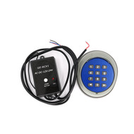 433.92hz Wireless Keypad password switch kit for gate door access control ( HCS101 Standard Code door gate opener)