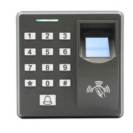 standalone fingerprint 125Khz rfid keypad for door access control system