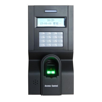 F8 Fingerprint And Rfid Card Access Control Linux System Door