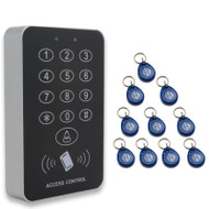 New High security Security RFID Proximity Entry Door Lock Access Control System 500 User +10 Keys