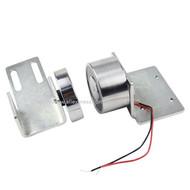12V/24V universal automatic door magnetic lock rail lock for Sliding door Pan doors access control system