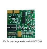 134.2K long range Rfid module ISO11784 EM4305,HITAG256,EM1001 Card reader