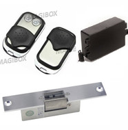315Mhz Remote Control Electric strikes electric Lock + 2 remote handle Fail secure model
