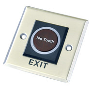 86x86 type Infrared No Touch Push Button