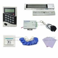 ACSS26 Door Access Control System Kit + Magnetic Lock+ 10 RFID cards+Remote Control