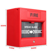 emergency exit switch button glass break open button door access control emergency release