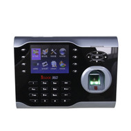 Iclock360 fingerprint and RFID card time attendance time recorder 3 inch linux system
