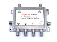 2 in 6 Diseqc Switch Satellite Multiswitch NB Switch for TV Receiver