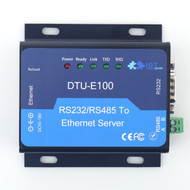 Rs232/RS485 to RJ45 Converter TCP/IP 10/100 Ethernet