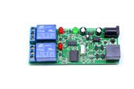 Phone remote control relay module