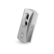 high quality stainless steel door release switch emergency exit button silver keys for access control