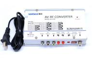 RF converter AV to RF Support Multi-Standard PAL / NTSC / CECAM