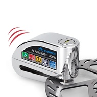 Motor bike accessories motorcycle electric lock alarm lock Disc-brake anti-theft alarm
