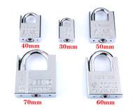30mm 40mm Anti shear anti-theft and anti prizing padlock