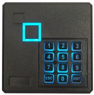 125khz Wg26/34 rfid reader with keypad