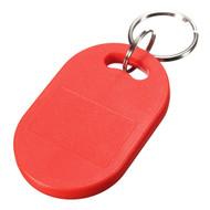 100 piece/lot Proximity 125KHz ID Token Tag Key Keyfobs Chain Access Control Smart Card TK4100