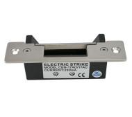 ANSI standard Heavy Duty Electric Strike Lock 800kg Holding Force Glass Door Electric Strike Power to unlock/lock adjustable