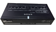 4 Port USB to DB9 RS232 Serial Adapter Hub