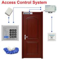 This Access Control System is for Wooden Door, Metal Door, Fireproof Door