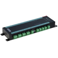ADCT3000-4 Professional TCP/IP Network High-end industrial access controller for 4 door 4 reader 200,000 user