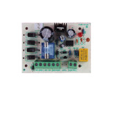 access control 12v power supply board relay output