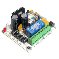 Access control power supply control relay board support Battery discharge protection