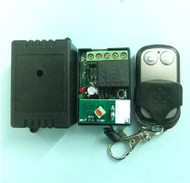 Stainless steel Wireless Remote Control ,Two Receiver Remote Switch for Access Control to open the door Two Receiver