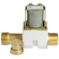"""2piece/lot NC Solenoid valve 1/2"""" Electronic Valve High Quality for home automation"""