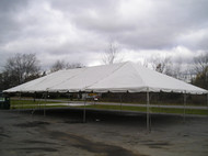 30 X 45 West Coast Frame Tent (Twin Tube) shown as 30 x 60