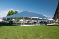 40 x 100 West Coast Frame Tent (Twin Tube)