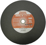 "12""X1/8""X1"" Metal Cutoff Wheel"