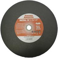 "14""X1/8""X20mm Metal Cutoff Wheel"