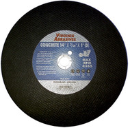 "14""X3/16""X1"" (D) Concrete Cutoff Wheel"