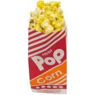 Gold Medal 1oz Popcorn Bag (Pack of 1000) Case