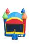 Rainbow Bounce House