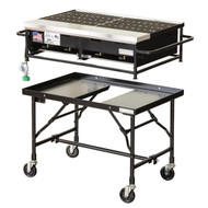 "24"" x 30"" Portable Propane Gas Grill Rental Starting At:"