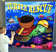 Turtle Rescue Frame Game 2