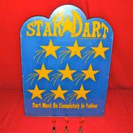Star Dart Tabletop Carnival Game