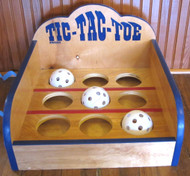 Tic Tac Toe Tabletop Carnival Game