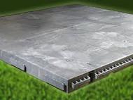 Dura-Trac 4' x 4' Poly Event Flooring (GREY) Rental Starting At: