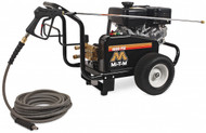 4000 PSI Gas Cold Water Pressure Washer Rental Starting At: